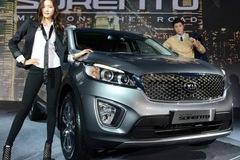 Kia Sorento bán chạy hơn Hyundai Santa Fe tại quê nhà Hàn Quốc