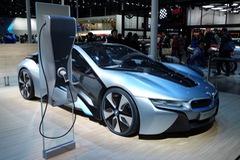 BMW nuôi tham vọng thống trị dòng xe điện