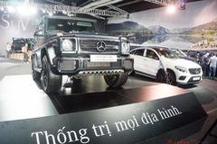 Diện kiến SUV đắt nhất của Mercedes-Benz tại Fascination 2016