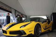 Ferrari 488 GTB độ Mansory lần đầu xuất hiện trên phố