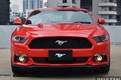 Ford Mustang chính thức được bán tại Malaysia, giá từ 2,63 tỷ Đồng