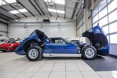 """Đã 45 """"tuổi"""", siêu xe cổ Lamborghini Miura SV vẫn có giá 40 tỷ Đồng"""