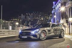 Siêu xe Mercedes AMG GTS đẹp hút hồn tại Monaco