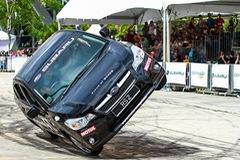 Sắp diễn ra chương trình biểu diễn ôtô mạo hiểm tại Hà Nội