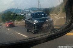 Xe MPV giá rẻ Toyota Calya lần đầu bị bắt gặp trên đường phố