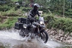 BMW F800GS - Chiến binh trong mắt biker Việt