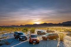 Sau 3 năm liên tiếp, Ford Ranger vẫn là xe bán tải bán chạy nhất Việt Nam