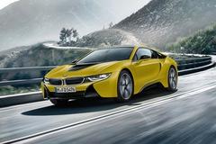 BMW i8 có hai phiên bản đặc biệt mới với màu sơn ấn tượng hơn