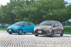Toyota Yaris 2017 chính thức ra mắt với thiết kế hầm hố hơn