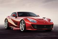 """Siêu xe Ferrari F12 Berlinetta bị rò rỉ thông tin """"nóng hổi"""""""