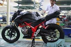 Xe côn tay Honda CB150R StreetFire có thêm 4 màu sơn mới, giá từ 44 triệu Đồng