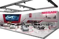 Diện mạo hoàn toàn mới của Nissan tại Vietnam Motor Show 2017