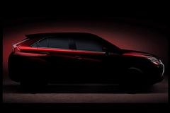 Mitsubishi hé lộ mẫu SUV cỡ nhỏ mới sắp ra mắt, cạnh tranh Honda CR-V