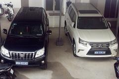 Tỉnh Cà Mau được doanh nghiệp tặng xe Lexus 3 tỷ đồng