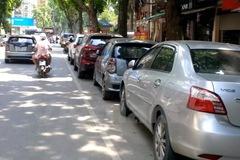 Đề xuất thêm nhiều tuyến phố Hà Nội đỗ xe theo ngày chẵn, lẻ