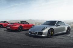 Lộ giá bán Porsche 911 GTS 2017 tại thị trường Việt Nam
