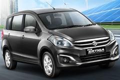 Suzuki Ertiga phiên bản mới ra mắt, cạnh tranh với Toyota Innova