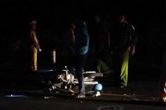 Cảnh sát cơ động Bạc Liêu tử vong vì tai nạn giao thông