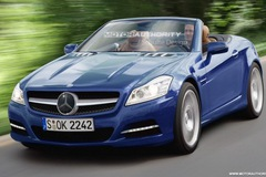 Mercedes-Benz SLK 2011