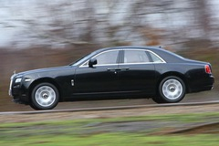 Trải nghiệm cùng Rolls-Royce Ghost