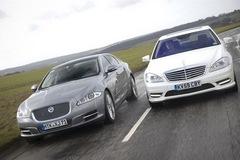Jaguar XJ vs. Mercedes-Benz S-class