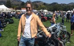 Confederate Motorcycles úp mở về dự án siêu xe mô tô chạy điện trong tương lai gần