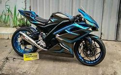 Yamaha FZ150i lên dàn áo Honda CBR250RR đẹp đến ngỡ ngàng