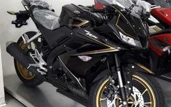 Bắt gặp Yamaha R15 3.0 phiên bản đặc biệt mới tại đại lý