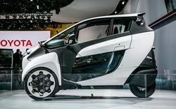 Toyota công bố dàn xe mang tới VMS 2018: Có xe lạ i-ROAD, vắng Fortuner, Yaris, Hilux và Avanza