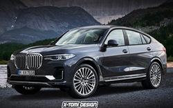 X7 ra mắt chưa lâu, BMW đã lao vào dự án X8 đầy tham vọng