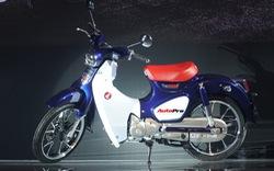 """""""Huyền thoại"""" Honda Super Cub trở lại: Động cơ 125cc, phanh ABS, khoá smartkey với giá 85 triệu đồng"""