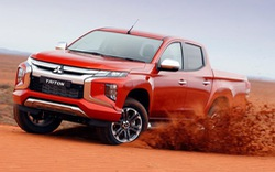 Mitsubishi sẽ sản xuất cả Nissan Navara mới?