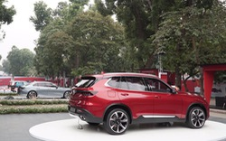 Cận cảnh 5 ô tô VinFast không nguỵ trang trước giờ ra mắt