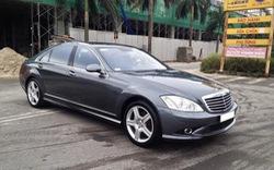 Đại gia Hà Nội bán tháo Mercedes-Benz S-Class với giá Toyota Vios