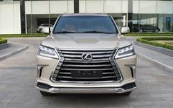 Nhiều dòng xe Lexus rục rịch tăng giá cả trăm triệu, giá LX570 cao nhất 8,18 tỷ đồng tại Việt Nam