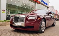 Cận cảnh Rolls-Royce Ghost biển ngũ quý 1 được rao bán lại giá 11,5 tỷ đồng