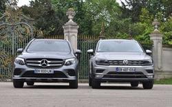 Cùng giá, Volkswagen Tiguan Allspace có gì để cạnh tranh Mercedes-Benz GLC tại Việt Nam?