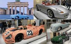 Ngắm nhìn những tinh tuý của Porsche trong 70 năm qua ảnh
