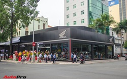 [Quiz] Thử tài hiểu biết về cửa hàng mô tô phân khối lớn đầu tiên của Honda tại Việt Nam