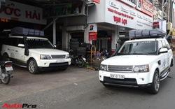 Bộ 3 Range Rover Sport Supercharged của ông chủ Trung Nguyên được chăm sóc trước hành trình siêu xe đình đám