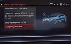 BMW khoe loạt công nghệ đắt giá trên 8-Series hoàn toàn mới