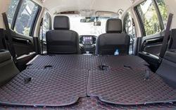 Biến khoang cabin SUV thành giường nằm với chi phí chưa đến 1 triệu đồng