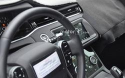 Range Rover Evoque lộ hàng nội thất phiên bản mới