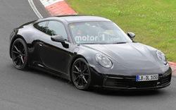 Porsche 911 thế hệ mới lần đầu lộ diện hoàn toàn
