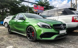 Mercedes-Benz A45 AMG bán lại giá 1,65 tỷ đồng sau 2 năm sử dụng