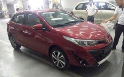 Toyota Yaris 2018 đã về đại lý: Thay thiết kế, thêm công nghệ, chờ giá bán