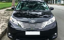 Rẻ hơn tới 2 tỷ đồng so với phiên bản 2018, Toyota Sienna Limited 2011 có đáng mua vào thời điểm này?