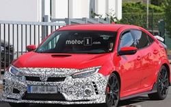 Honda Civic Type R 2019 lộ diện, có tiềm năng thêm cấu hình mới