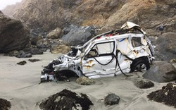 Tài xế nữ lao xuống vách núi gần 80m, vẫn sống sót sau 7 ngày