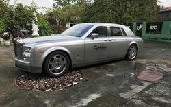 Rolls-Royce Phantom từng của đại gia Khải Silk rao bán 9 tỷ đồng trên sân gạch